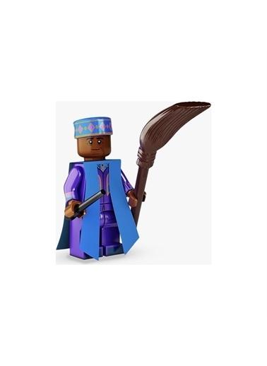 Lego Lego Minifigür - Harry Şotter Seri 2 - 71028 - Kingsley Shacklebolt Renkli